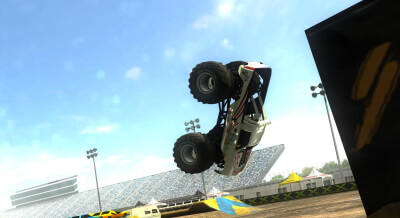 Monster Truck Destruction Screenshot 3
