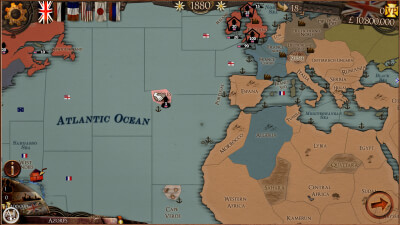Colonial Conquest Screenshot 2
