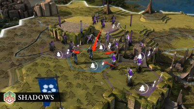 Endless Legend - Shadow Screenshot 2