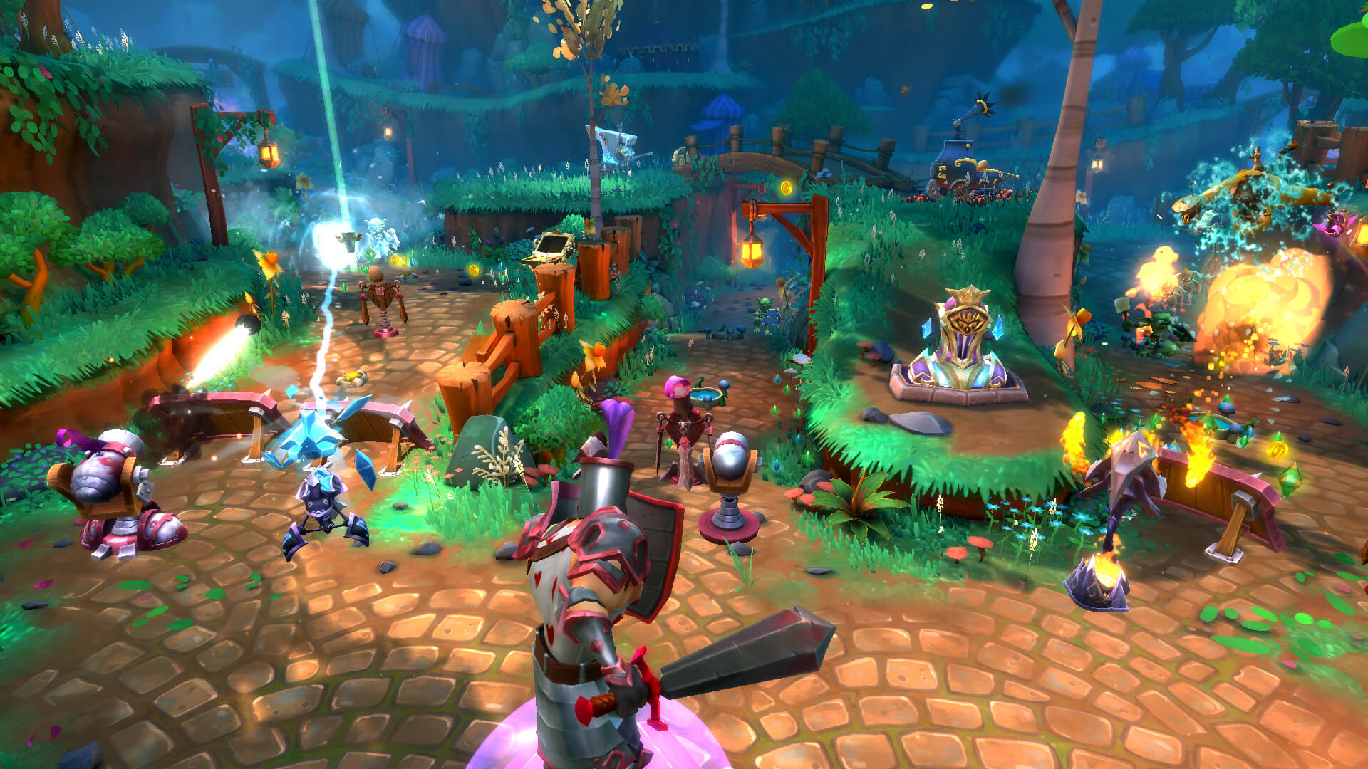 Dungeon Defenders II Masthead