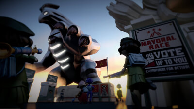 The Tomorrow Children Screenshot 3