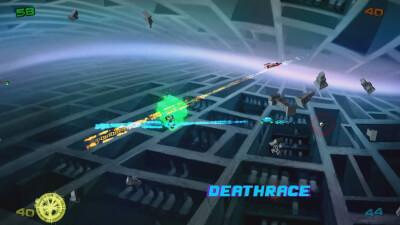 Hyperdrive Massacre Screenshot 2