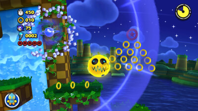Sonic: Lost World Screenshot 3