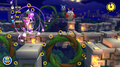 Sonic: Lost World Screenshot 2