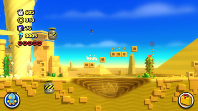 Sonic: Lost World Screenshot 1
