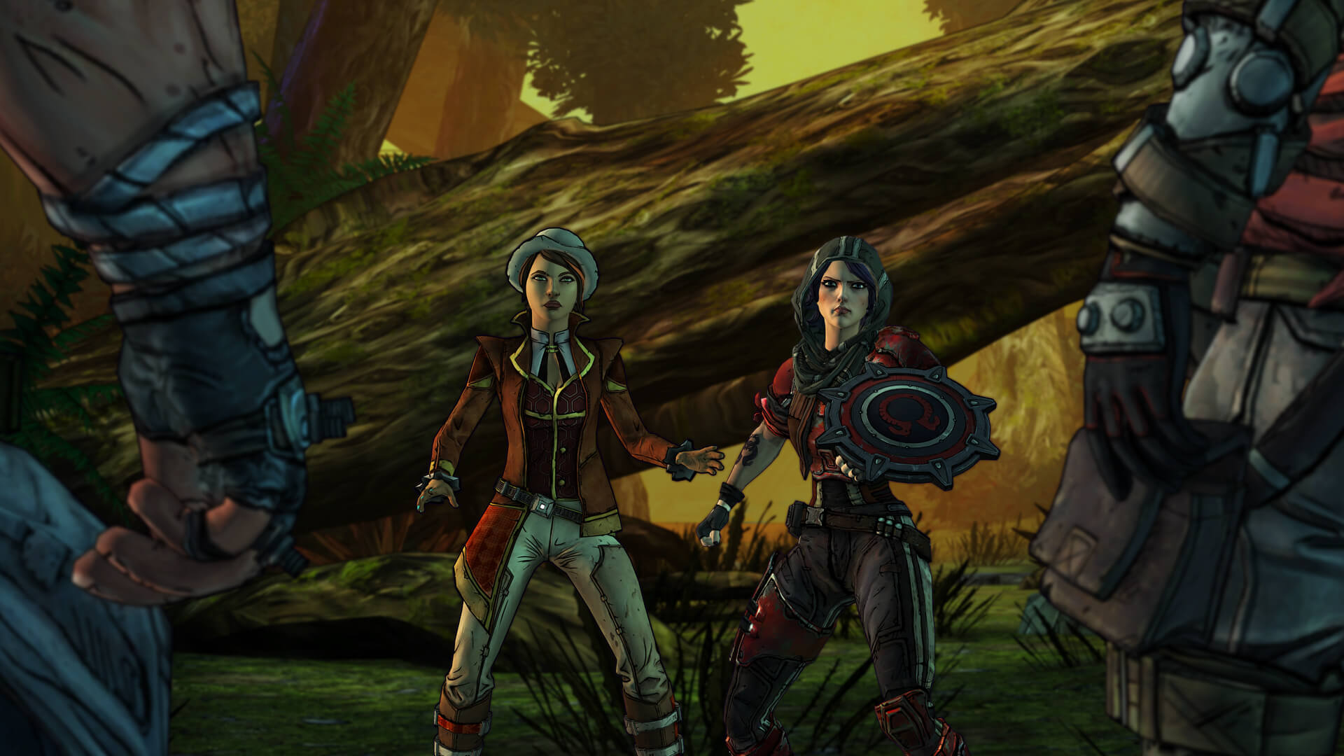 Tales from the Borderlands: Episode Five - The Vault of the Traveler Masthead