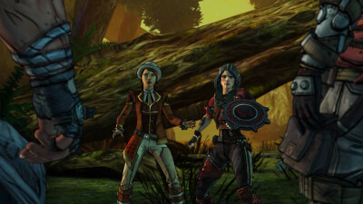Tales from the Borderlands: Episode Five - The Vault of the Traveler Screenshot 1