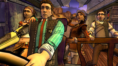 Tales from the Borderlands - Season One Screenshot 1