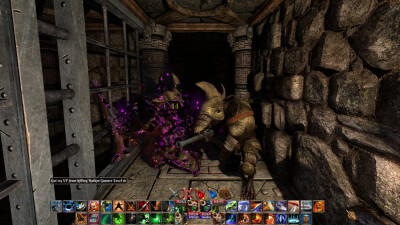 The Fall of the Dungeon Guardians Screenshot 3