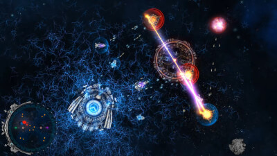 Conflicks - Revolutionary Space Battles Screenshot 2