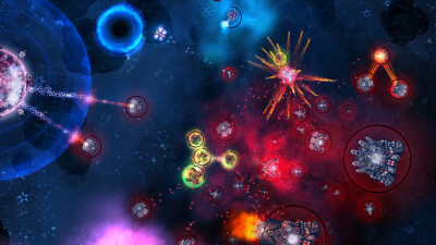 Conflicks - Revolutionary Space Battles Screenshot 1
