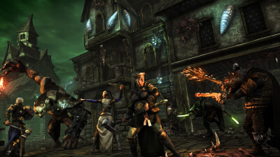 Mordheim - City of the Damned Screenshot 3