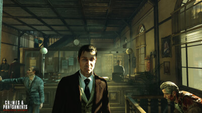 Sherlock Holmes: Crimes & Punishments Screenshot 1