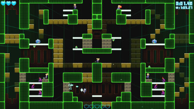 Mighty Switch Force! Academy Screenshot 3
