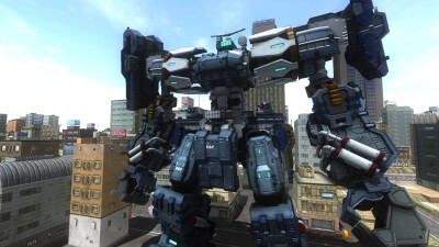 Earth Defense Force 4.1: The Shadow of New Despair Screenshot 2