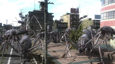 Earth Defense Force 4.1: The Shadow of New Despair Screenshot 3