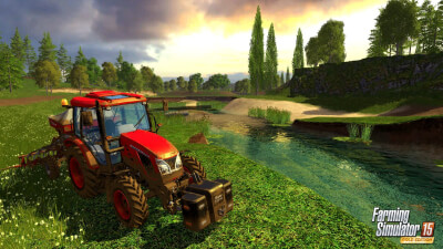 Farming Simulator 15: Gold Edition Screenshot 3