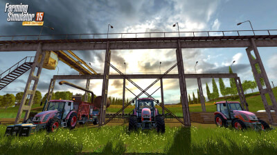Farming Simulator 15: Gold Edition Screenshot 1
