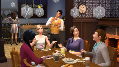 The Sims 4: Get Together Screenshot 2