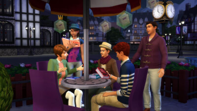 The Sims 4: Get Together Screenshot 3