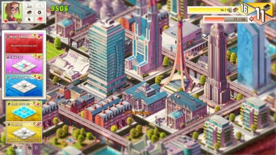 Concrete Jungle Screenshot 3