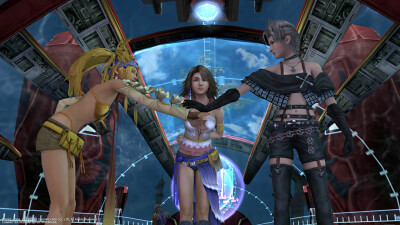 Final Fantasy X / X-2 HD Remaster Screenshot 1
