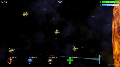 Deep Space Reflections Screenshot 1