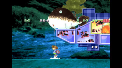 Umihara Kawase Shun Screenshot 2