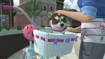 Barbie and Her Sisters Puppy Rescue Screenshot 1