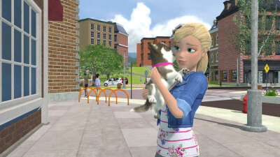 Barbie and Her Sisters Puppy Rescue Screenshot 2