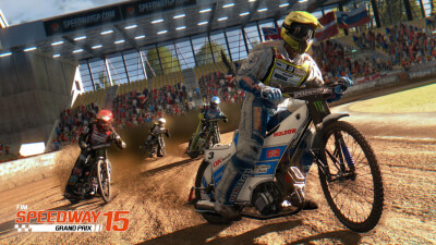 FIM Speedway Grand Prix 15 Screenshot 1