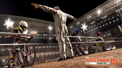 FIM Speedway Grand Prix 15 Screenshot 2