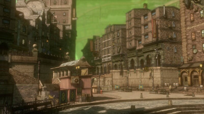 Gravity Rush Remastered Screenshot 3