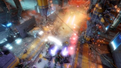 Alienation Screenshot 2