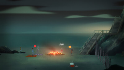 Oxenfree Screenshot 1