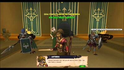 Pirate101 Screenshot 3