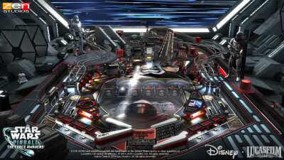 ZEN Pinball 2: Star Wars: The Force Awakens Screenshot 2
