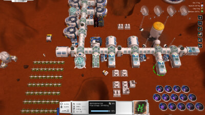 Sol 0: Mars Colonization Screenshot 1
