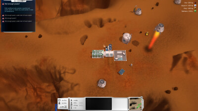 Sol 0: Mars Colonization Screenshot 3