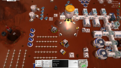Sol 0: Mars Colonization Screenshot 2