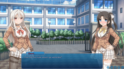 Sakura Swim Club Screenshot 1