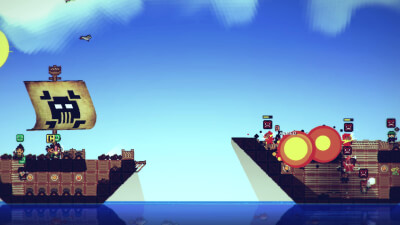 Pixel Piracy Screenshot 2
