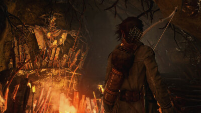 Rise of the Tomb Raider - Baba Yaga: The Temple of the Witch Screenshot 1