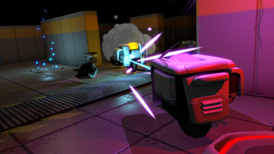 Slybots: Frantic Zone Screenshot 3