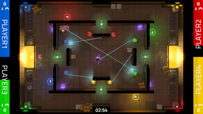 Slybots: Frantic Zone Screenshot 2