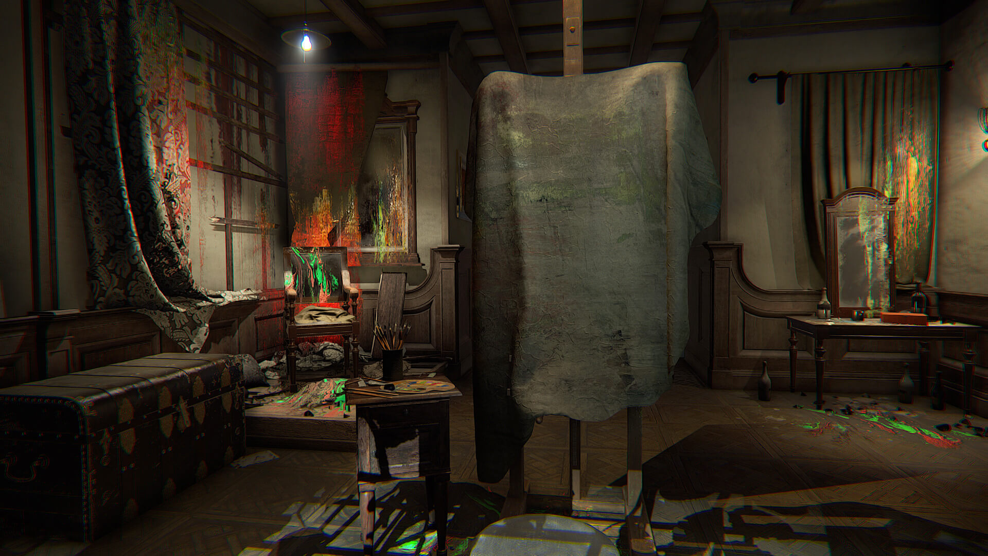 Layers of Fear Masthead