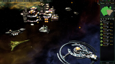 Galactic Civilizations III: Mercenaries Screenshot 2
