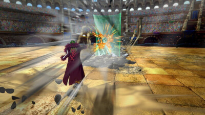 One Piece: Burning Blood Screenshot 2