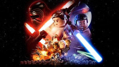 LEGO Star Wars: The Force Awakens Masthead