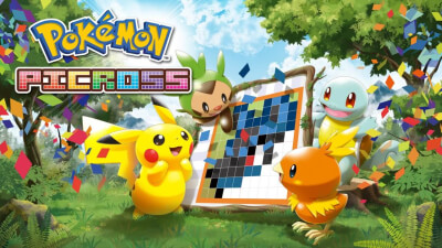 Pokemon Picross Screenshot 1
